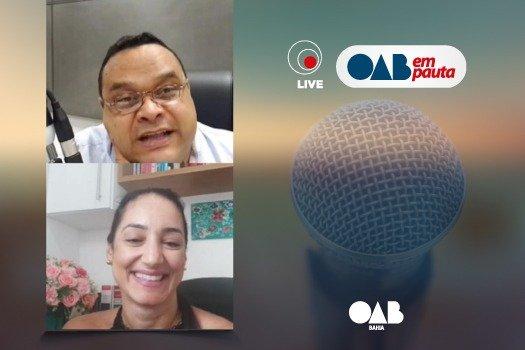 [OAB em Pauta debate escuta especializada para crianças vítimas de abuso]