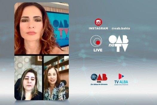 [OAB na TV debate novo provimento sobre publicidade e propaganda na advocacia]