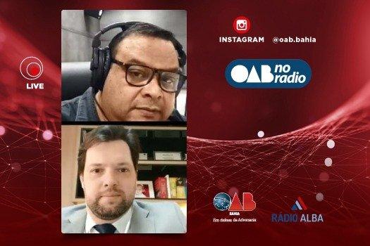 [OAB no Rádio fala sobre realidade da advocacia em Luís Eduardo Magalhães]