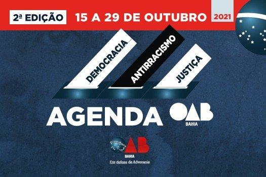 [OAB-BA realiza 2ª edição da Agenda Democracia, Antirracismo e Justiça]
